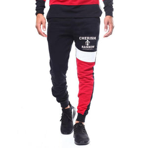 Men's Harem Pants Fashion Letter   Printed Casual Pants