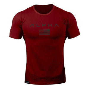Men Fitness Quick Dry T-Shirt