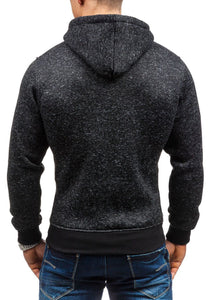 Men Long Sleeve Casual Hoodies