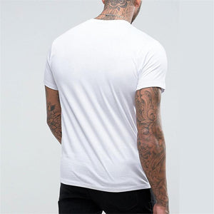 Daily Printed Unisex Short Sleeves T-Shirt
