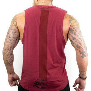 Men's Breathable Sleeveless Sports Vest