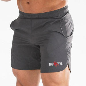 Casual Slim-Fit Sports Shorts