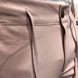 Men's Pink Casual Shorts Tether Slim Pants