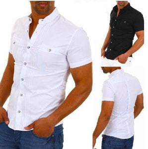 Casual Beach Short Sleeve Shirt