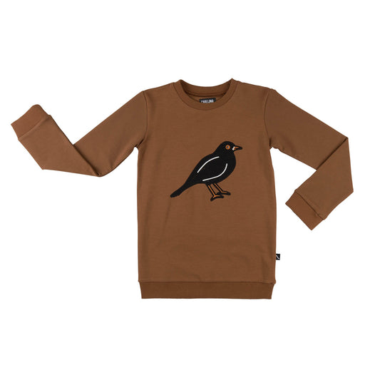 Sweatshirt maro, Black Bird