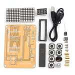 DIY Electronic Tetris Kit