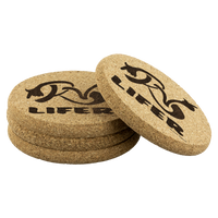 RV LIFER Drink Coasters