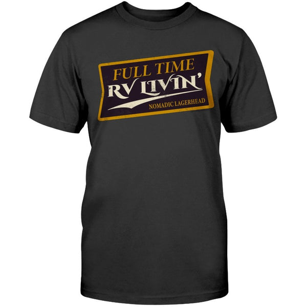 RVing and Beer Shirts for RV Campers