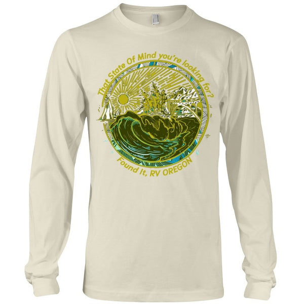 RV Oregon womens shirts for rving campers