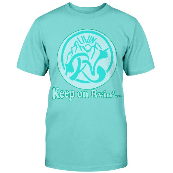 Womens RVing Shirts for RV Campers
