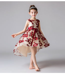 Princess Dress Red