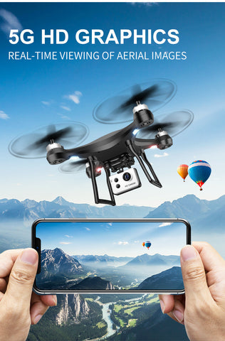 Ultra long battery UAV HD aerial camera four-axis aircraft gesture camera remote control aircraft cross-border e-commerce explosion models