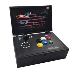 The Arcade Box - Raspberry Pi Video Game Console with 10K Games Installed