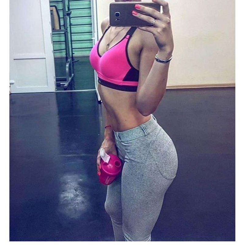 Musho Station:Leggings Low Waist Push Up Elastic Casual Leggings Fitness for Women,