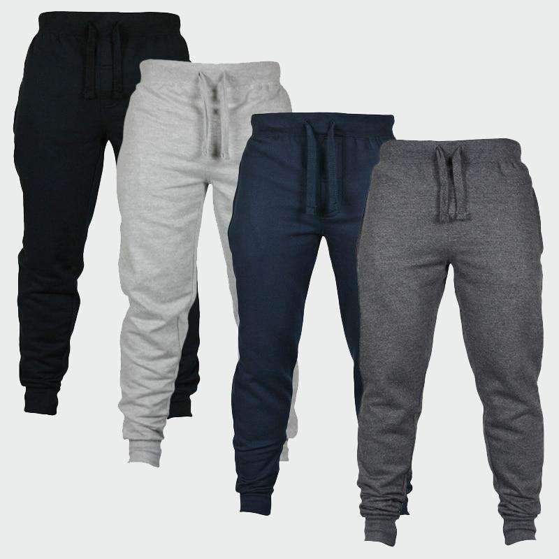 Musho Station:Men's Sweatpants Fitness Jogger,