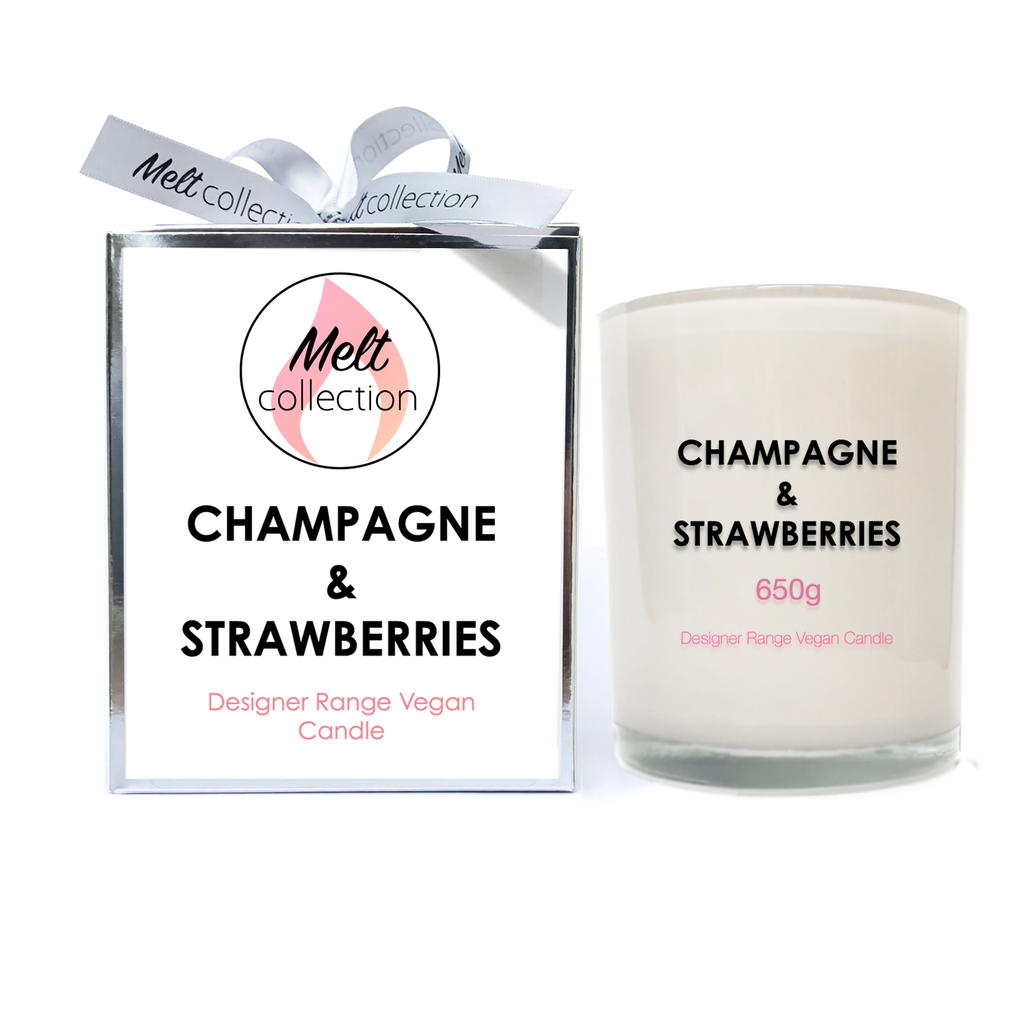 Champagne & Strawberries 650g