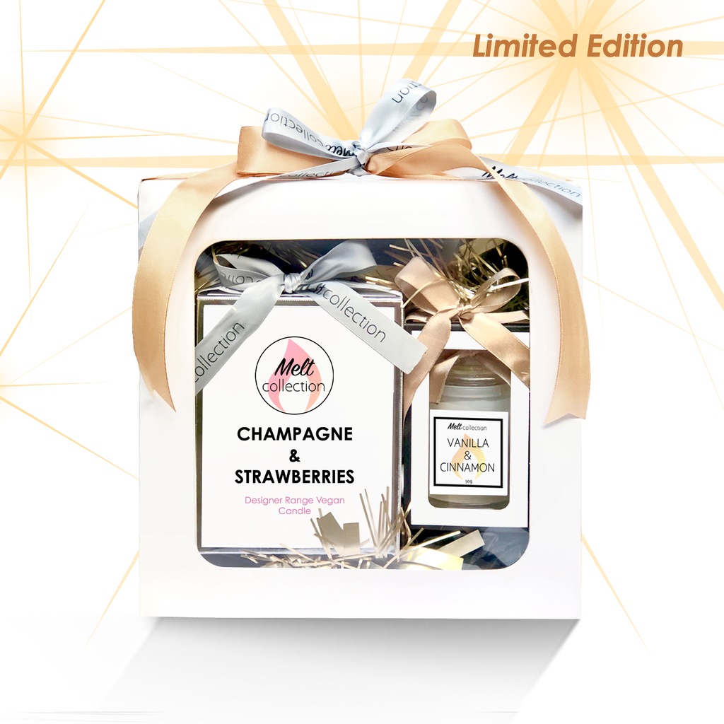 'Golden Glow' Gift Set