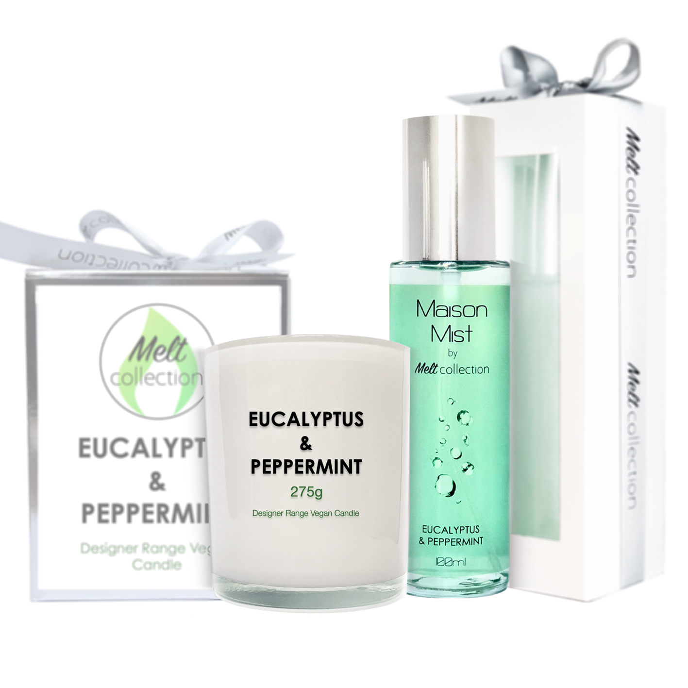 Eucalyptus & Peppermint Duo