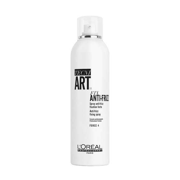 Spray anti-frizz fixation forte