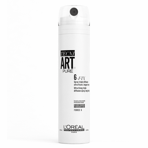 6 Fix spray triple diffusion ultra-fixant longue tenue