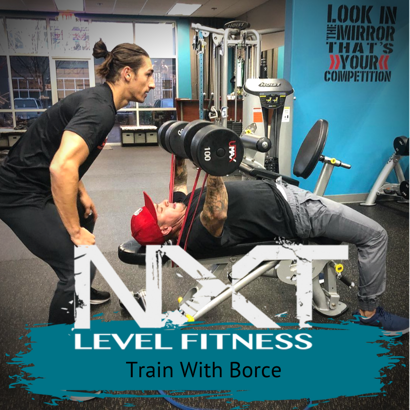 Train With Borce