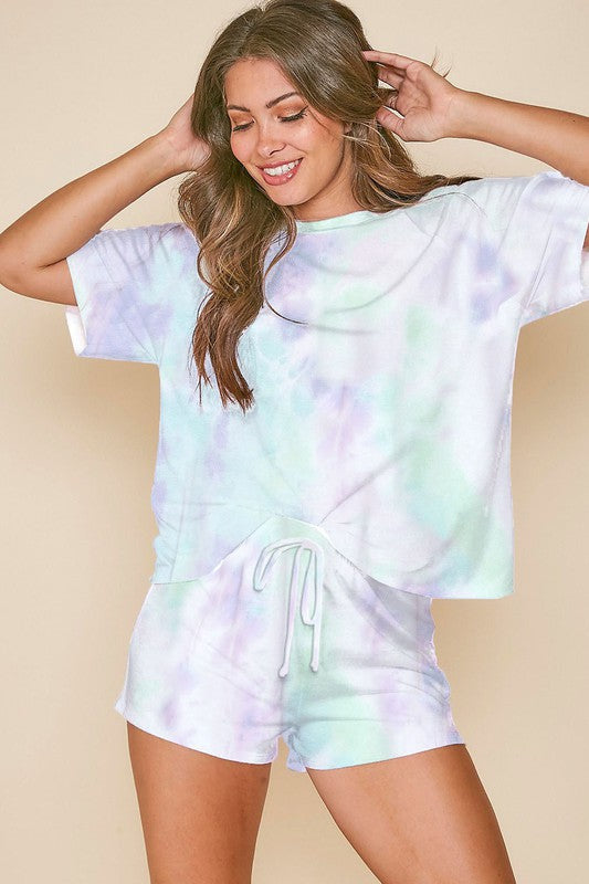 No Place Like Home Tie Dye Tee