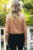 Valencia Leopard Printed Blouse