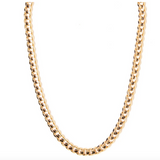 Quinn Large Gold Single Necklace