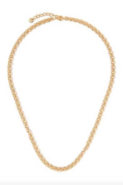 Sophie Large Gold Necklace
