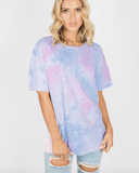 Denver Tee in Tie Dye by Toby Heart Ginger