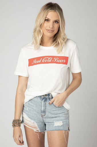 Harrison Ice Cold Beer Tee