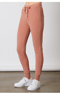 As If Brushed Legging in Canyon
