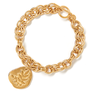 Bloom Luxe Frond Bracelet