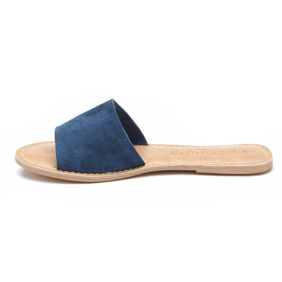 Cabana Slide: Navy FINAL SALE