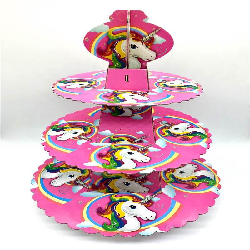 cup cake stand 3 tier