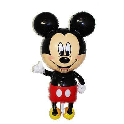 big mickey mouse foil balloon