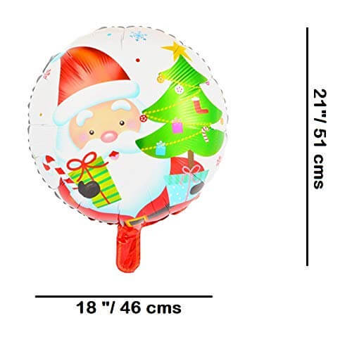 Christmas Collection foil balloons