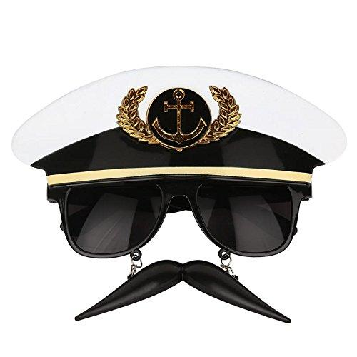 Groom/sea captain eye goggles or photo booth props