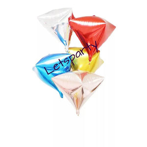 shape foil balloon 3d