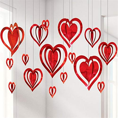 3d  shape hanging decoration