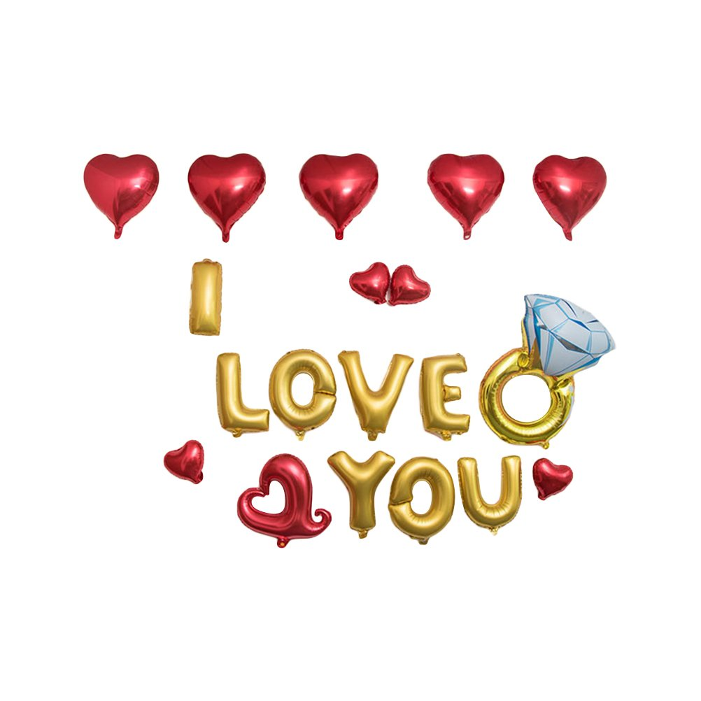 i love you set valentine