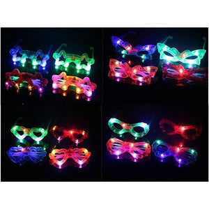 LED Eye googles pack of 2