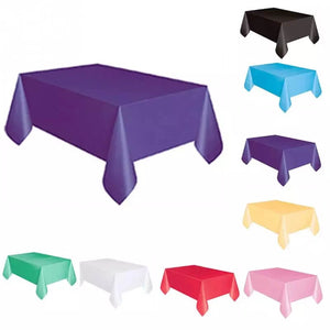Table Cover for Birthday, Anniversary Table Decoration (4.5 feet*6 feet) 1pc