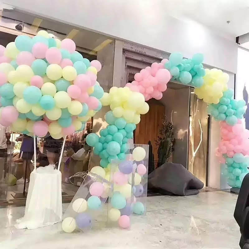 Pastel Color /Macaroon Balloons 15pc