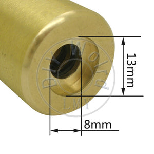 New Style Constant Pressure CO2 Valve Top Hat Walther Barrel Copper Connector Breech Bridge for Airforce Condor SS Talon