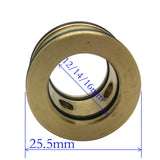 12 14 16mm Brass / Copper Retaining Fixed Locking Ring for Airforce Condor / SS Walther Barrel MYOT