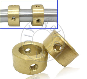 16mm Brass Retaining Fixed Locking Ring for Airforce Condor / SS Barrel MYOT