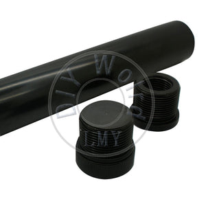 20cm / 30cm Titanium Alloy Air 30Mpa 300bar 4500psi Cylinder Tank for PCP Airforce Airgun