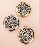 Leopard Bridal Party Makeup Compact
