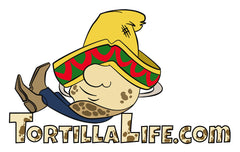 Tortilla Life, a Texas Clothing Company - Tribute to the Flour Tortilla